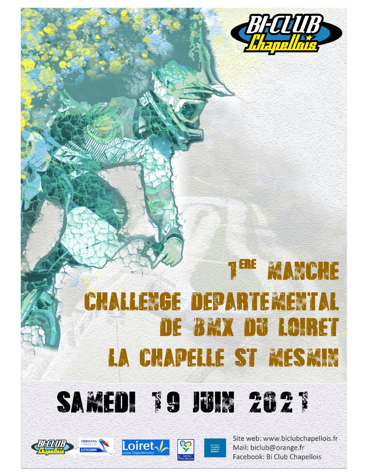 Affiche challenge départemental 19-06