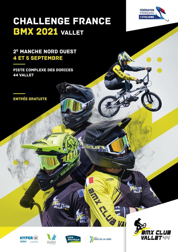 affiche-challenge-France-Nord-Ouest-BMX-Vallet